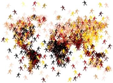 persone nel mondo